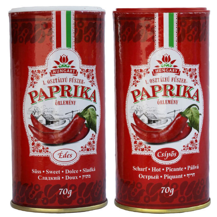 Paprika GURMAN MIX 70 G